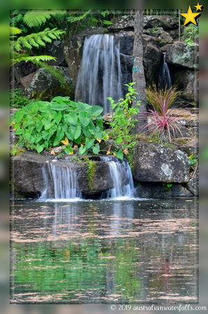 Maleny Gardens Waterfalls